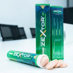 Viên xủi sinh lý Zextor dành cho nam giới
