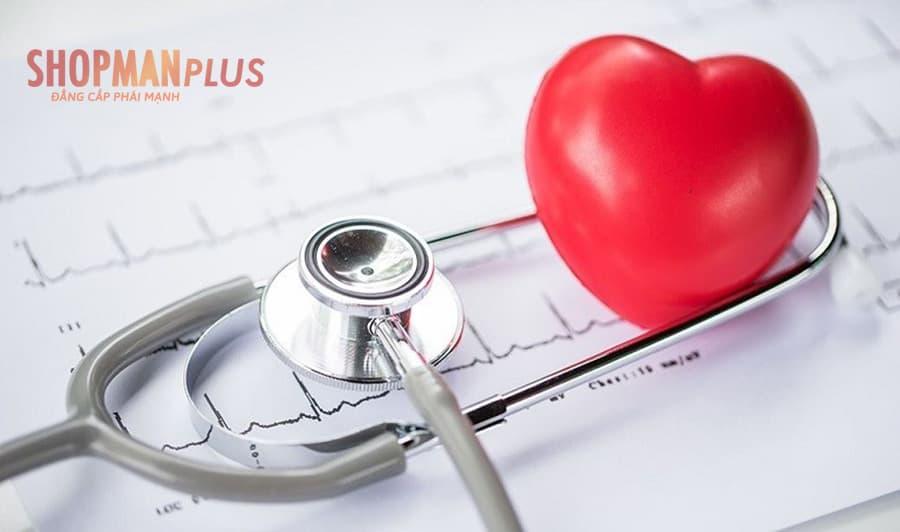 Đông trùng hạ thảo giúp cải thiện về tim mạch