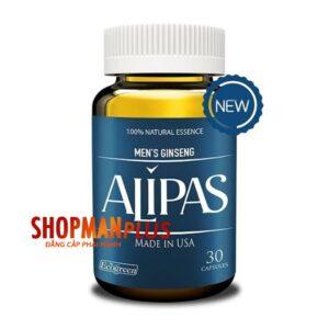 Sâm Alipas - Viên uống tăng cường sinh lý cho nam giới