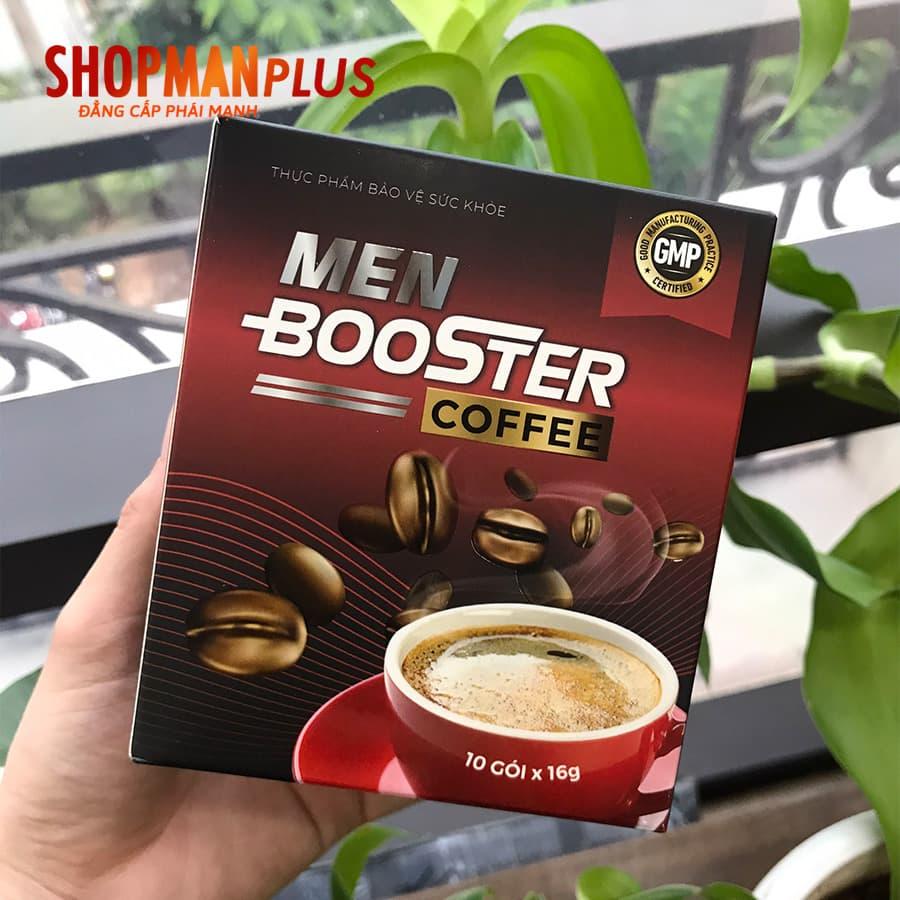 Cà phê sinh lý Men Booster Coffee 2