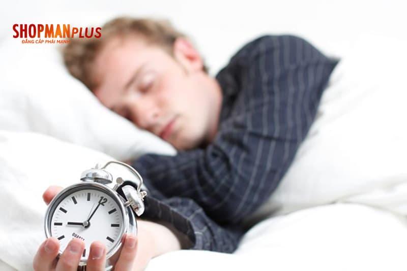 cách quan hệ lâu ra: ngủ đủ giấc