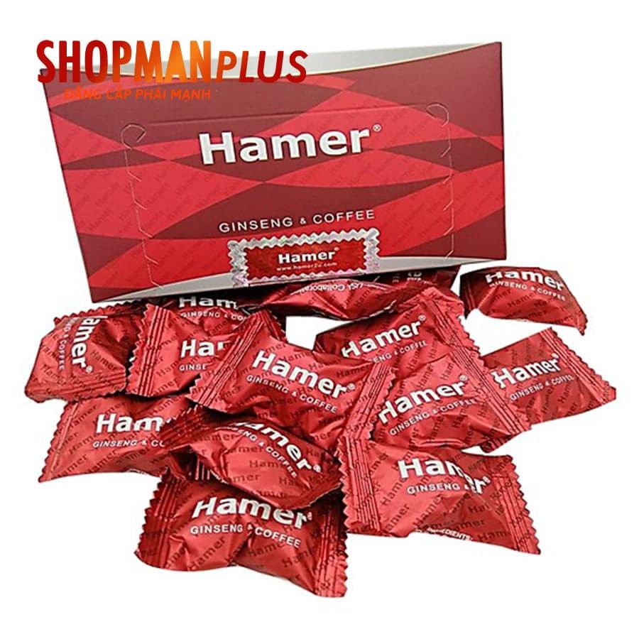 Kẹo sâm Hamer chính hãng tăng cường sinh lý nam nữ