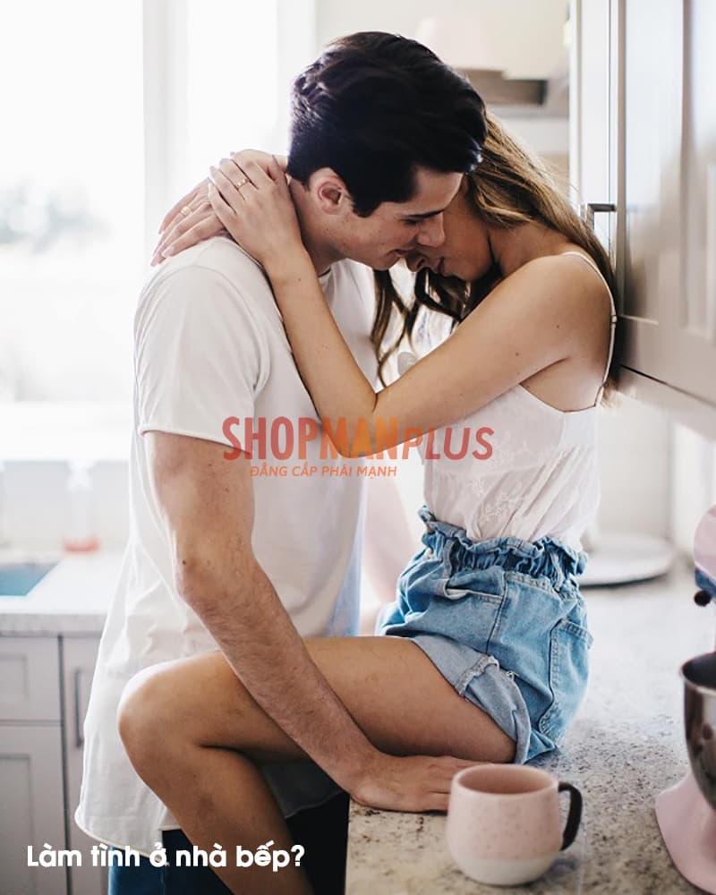 Làm tình trong nhà bếp