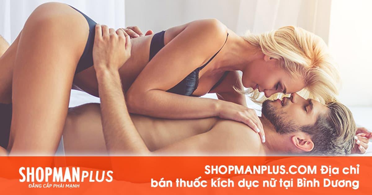 Bán thuốc kích dục nữ giá rẻ tại Bình Dương