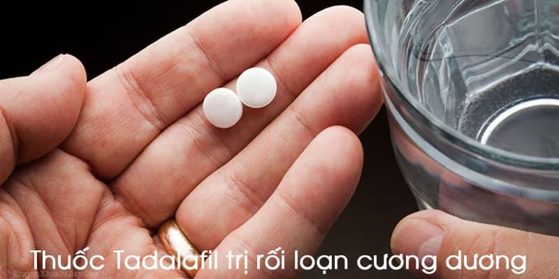 thông tin thuốc tadalafil