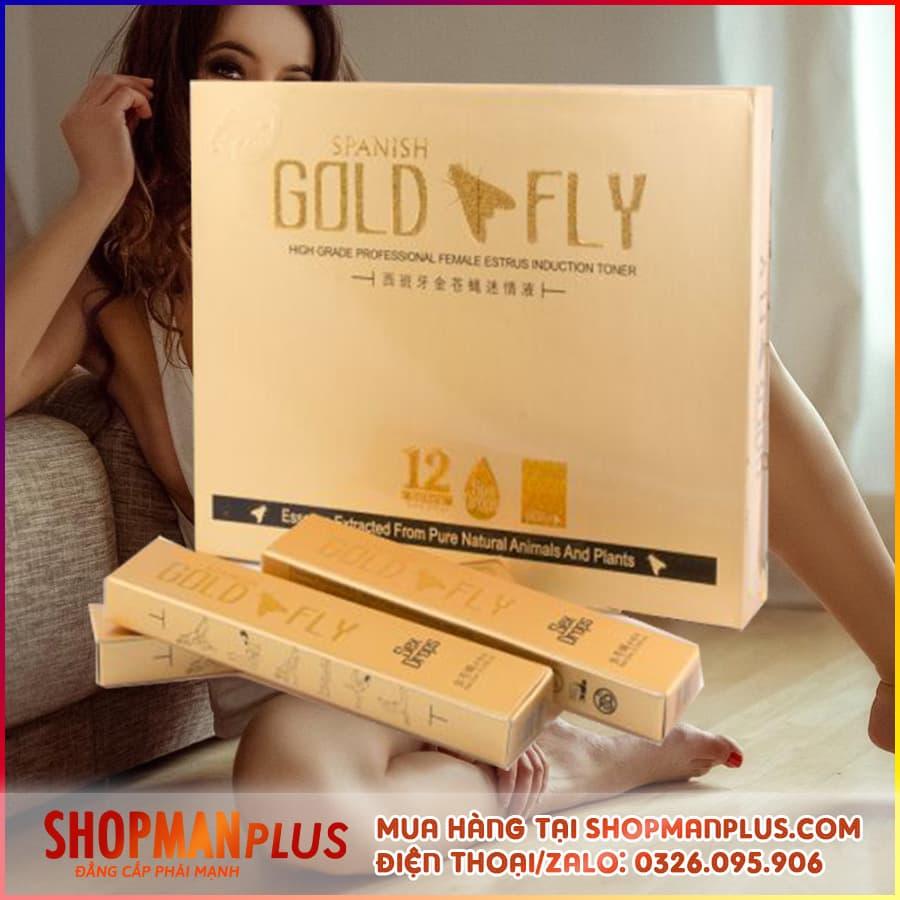 thuốc kích dục nữ gold fly chính hãng