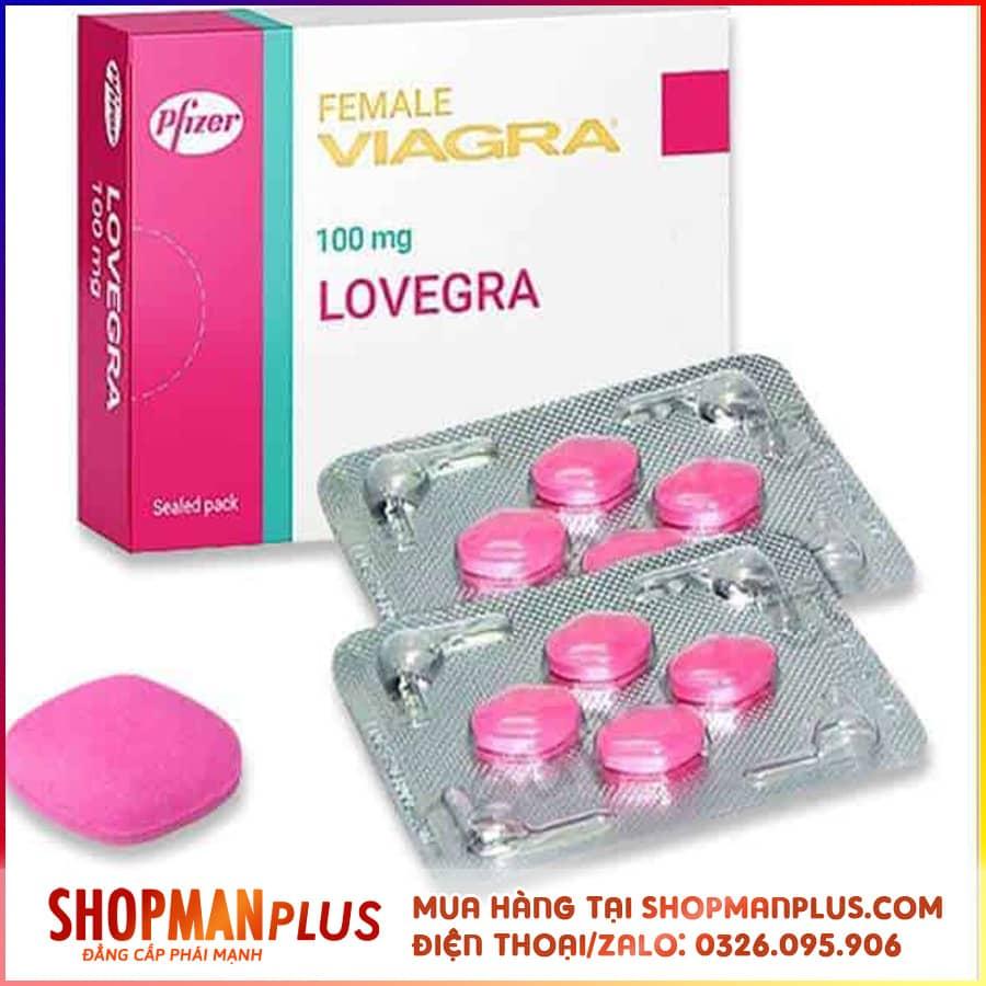 Thuốc kích dục nữ Lady-Era