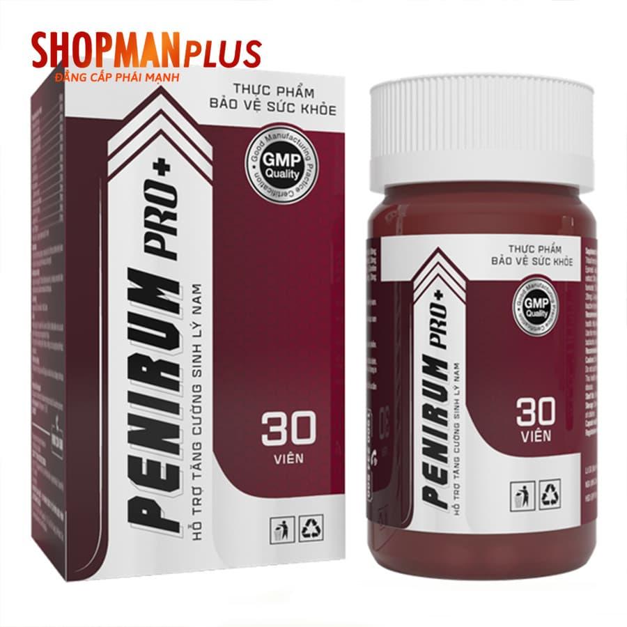 Thuốc sinh lý nam Penirum Pro+ 1
