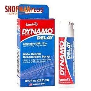 Thuốc xịt chống xuất tinh sớm dynamo delay 2