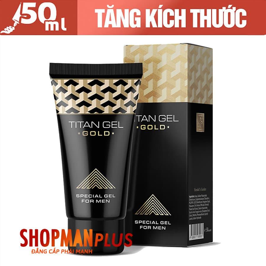 Titan Gel Gold Chính Hãng - ảnh 7