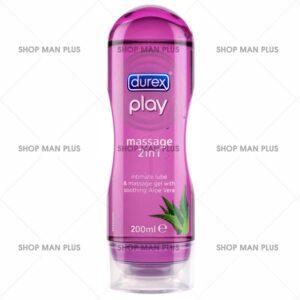 Gel Bôi Trơn Durex Play Massage 200ml