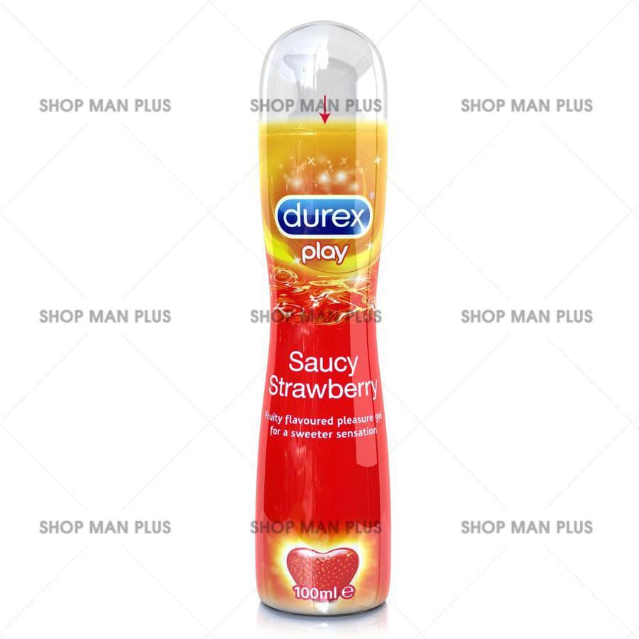 Gel Bôi Trơn Durex Play Strawberry 100ml