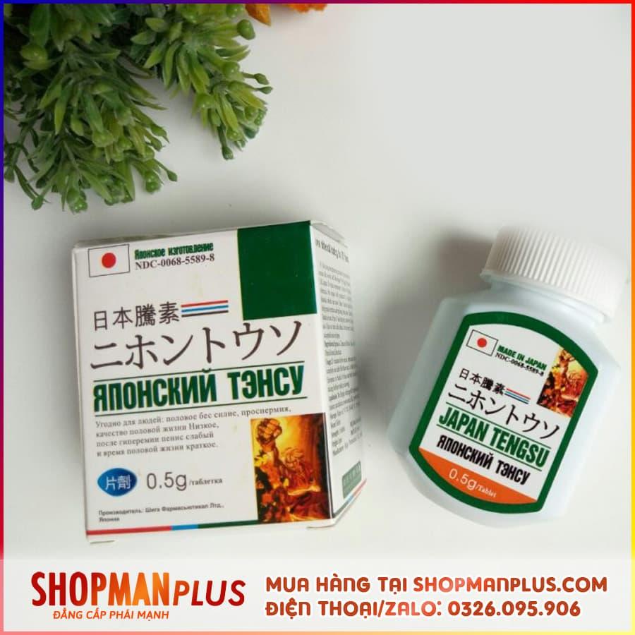 Thuốc Japan Tengsu chính hãng