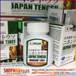 Thuốc tăng cường sinh lý nam japan tengsu