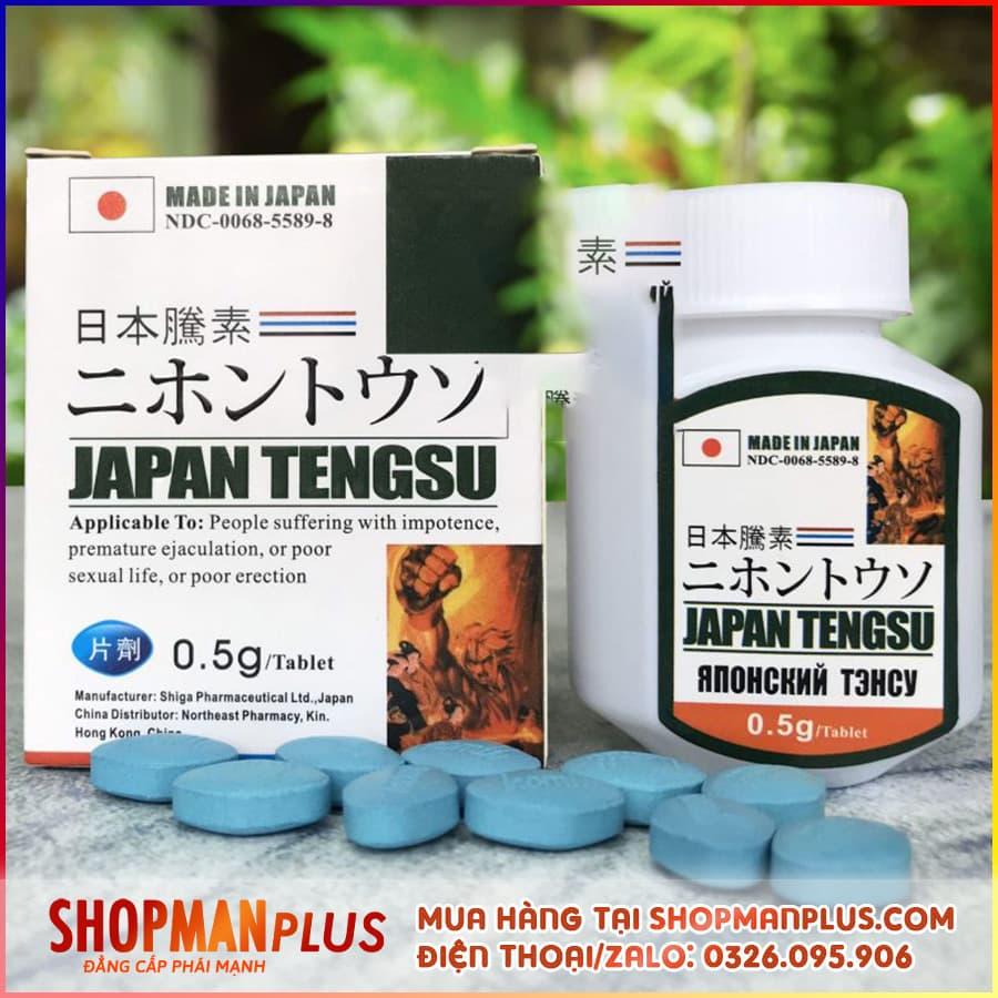 thuốc japan tengsu giá bao nhiêu