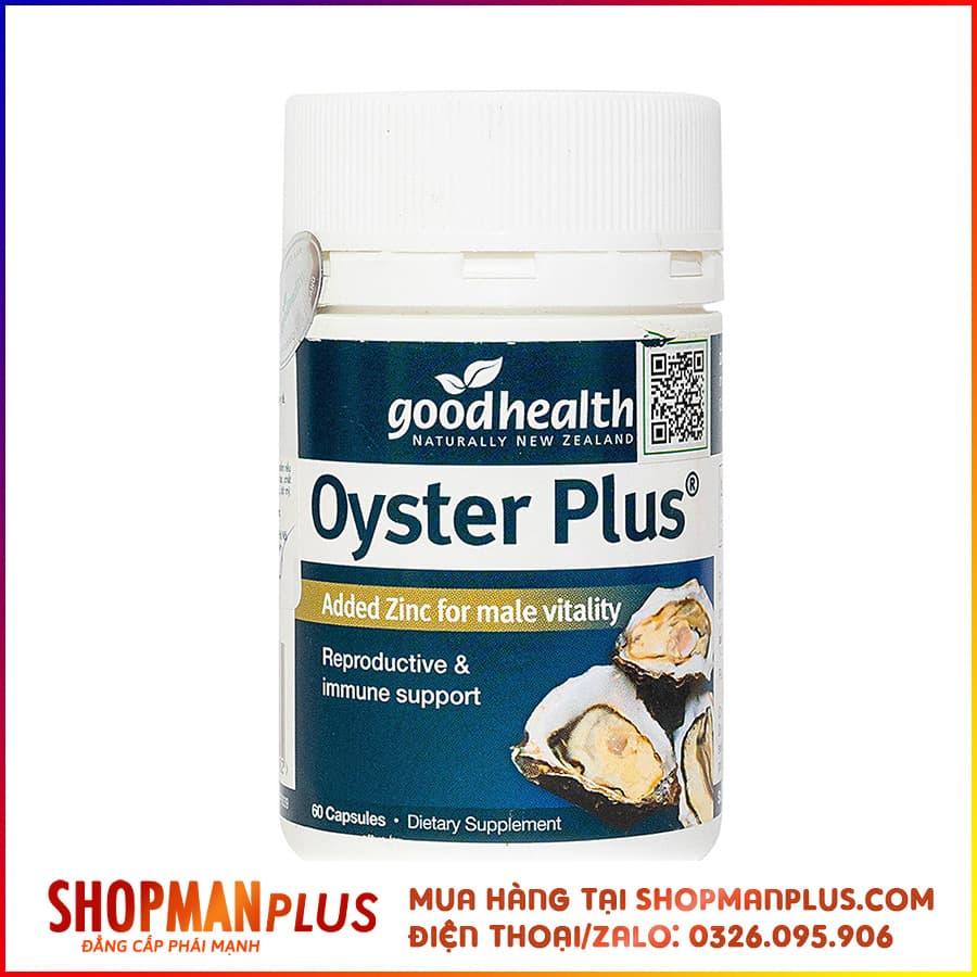 Tinh chất hàu Oyster Plus Goodhealth