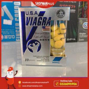 Thuốc cường dương Viagra USA MMC
